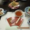 いづみ荘 - 料理写真:'19/05/01 夕食
