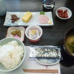 いづみ荘 - '19/05/02 朝食