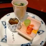 中村孝明YOKOHAMA - 前菜