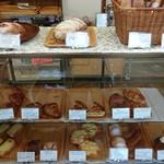 パンの店 おだしま - 料理写真:店内