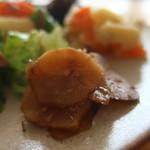 鎌倉オーガニックミール ムスビー - キクイモ炒め
