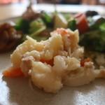 鎌倉オーガニックミール ムスビー - 肉みそ入りポテサラ