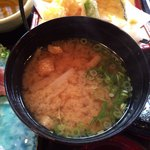 磯兵衛 - 野菜の味噌汁