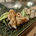 かまくら小花寿司 - 穴子白焼き&タレ焼き