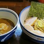 麺屋 しりとり - 【味玉入りつけ麺】¥930