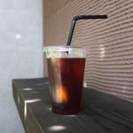 甘露や - ペーパードリップコーヒー(アイス)