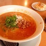 萬福食堂 - カレータンタン麺
