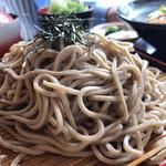 レストラン白雲谷 - 昔ながらの蕎麦