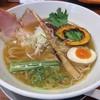 暁 製麺 - 料理写真:【魚介だしらぁ麺】¥710