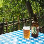 深山茶屋 - 深大寺ビール