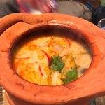 タイの食卓 クルン・サイアム×アティック× - トムカーガイ このスープが絶品