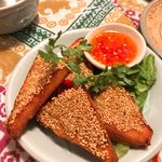 タイの食卓 クルン・サイアム×アティック× - カノムパン