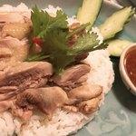 タイの食卓 クルン・サイアム×アティック× - カオマンガイ