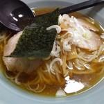 大門 - 料理写真:大門ラーメン700円