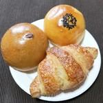 マルセリーノ - 料理写真:パンいろいろ‼️