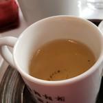 BUND CAFE - 2煎目アップです。