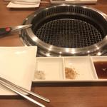 厚切焼肉 瀨城 - セット