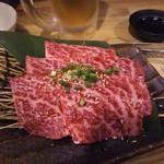ホルモン焼肉 肉の大山 - 上ロース 1,069円