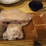 ホルモン焼肉 肉の大山 - 豚足 540円