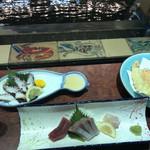 Ikesuhakataya - 左上、タコ@500