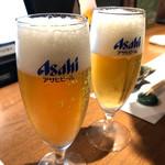 しんどふに - 生ビール