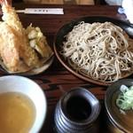 手打ち蕎麦うちぼり - 料理写真: