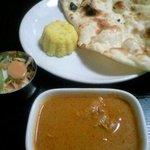 インドレストラン Shama - ランチA