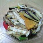 マンジャーレ アンティパスト - 野菜のマリネ