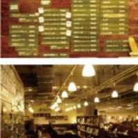 スタンダードブックストア - カフェではお会計前の本でも持ち込んで検討できます。