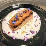 estY - サーモンバターパン粉