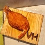 ベトナム風海老トースト