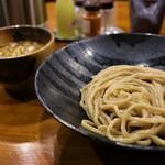つけ麺 井手 - つけ麺(並)