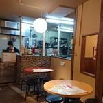 焼肉と鍋料理 錦平 - 店内