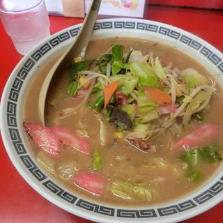 豚太郎 - 料理写真:味噌五目。900円