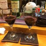 癒し処 たけの子 - 赤ワイン