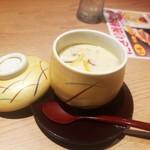 SUSHI TEMPRA すし天 - 茶碗蒸し