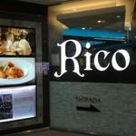 Rico - お店の看板