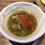 中華そば鷸 - 料理写真: