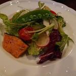 ソウル&スパイス - 色々野菜のさっぱりサラダ(小)