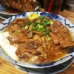 串屋横丁 - うま煮豆腐
