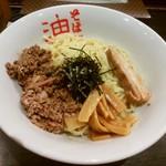 東京麺珍亭本舗 - 油そば大盛り(\700)