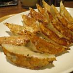 107012797 - W餃子定食(焼き・焼き)