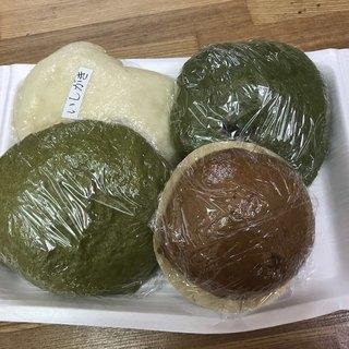 かけばやし本舗 - 料理写真:内のに買った4種の饅頭