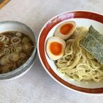 107016301 - 半熟味玉つけ麺