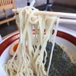107016305 - 半熟味玉つけ麺の麺