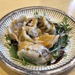 中国旬菜 荷楓杏 - 料理写真:水餃子