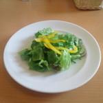 ポモドーロ - サラダ(ランチのコース)