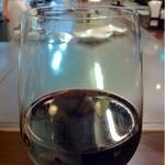ステーキ フォルテ - 赤ワイン