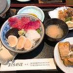 立花 - 三色丼セット