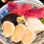 立花 - 三色丼